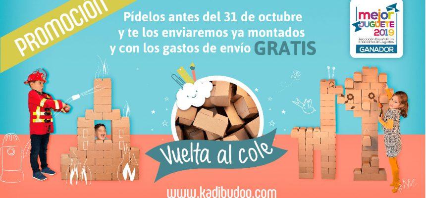 JUGUETES DE CARTÓN PARA NIÑOS CREATIVOS Y AVENTUREROS